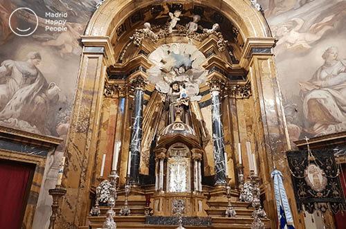 misas San Antonio de los alemanes