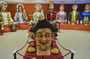 Museo gigantes y cabezudos