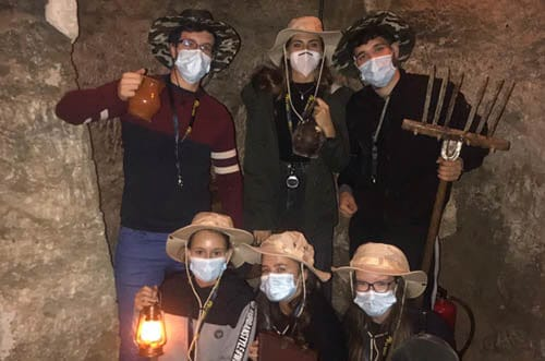 Escape Room la Cueva