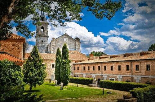 Monasterio Santa María de El Paular