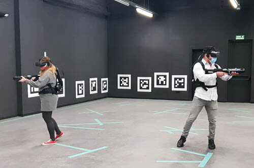 realidad virtual madrid virtual arena