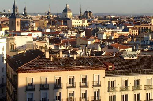 Planes Madrid Gratis