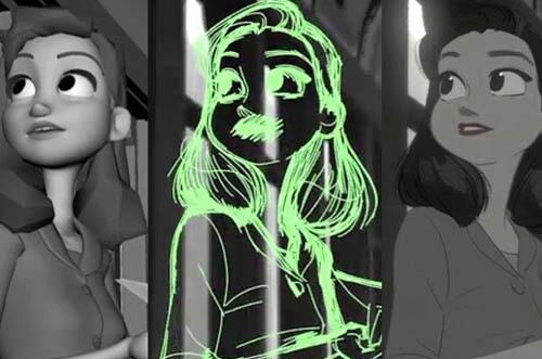 exposición historia de la animación