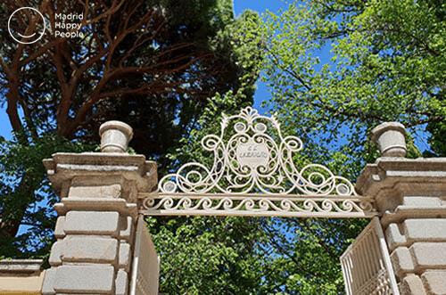 Parque de El Capricho Madrid jardín El Capricho