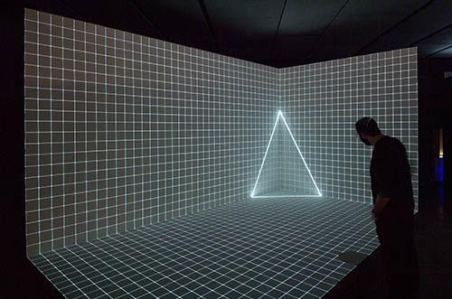 exposición paisajes de luz madrid - espacio fundación telefónica