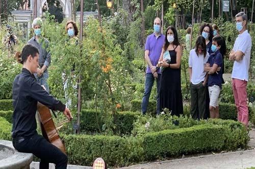 conciertos jardín botánico madrid