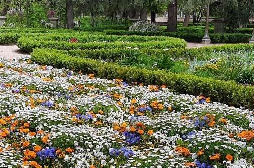 jardines finca de vista alegre carabanchel