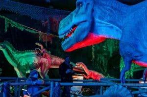 exposición dinosaurios madrid - dino world - dinosaurios ifema