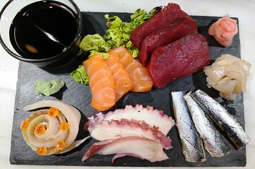 restaurante japonés madrid