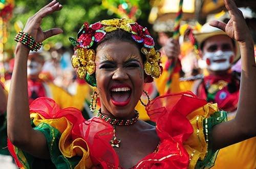 desfile carnaval de barranquilla feria del libro madrid 2021