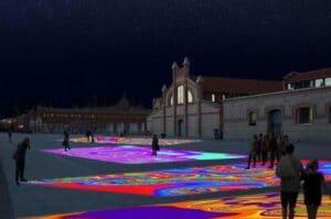 festival de luz madrid - Luz Madrid