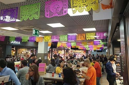 fiesta de los muertos madrid - mercado de prosperidad