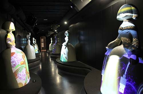 museo meninas madrid - velazquez tech museum - museos madrid