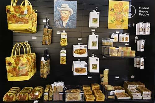 exposición van gogh madrid - meet vincent van gogh - espacio ibercaja de delicias